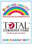 Custom Be Kid Smart Identification Kit for Children (Rainbow)