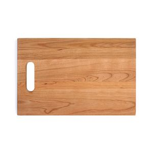 Custom Handle Cutting Board w/Rounded Corners & Edges