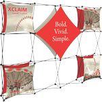 Custom Xclaim 10ft Fabric Popup Display Kit 02