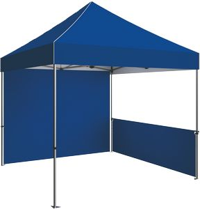 10 Zoom Outdoor Tent Stock Color Backwall
