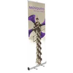 Mosquito 800 Silver Banner Stand