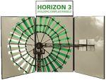 Custom Horizon 3 Panel Tabletop Display Kit