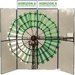 Custom Horizon 8 Folding Panel Display Kit