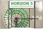 Custom Horizon 5 Panel Tabletop Display Kit