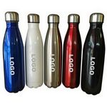 Custom Swell Cola Bottle Shape Hot and Cold Water Tumbler