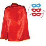 Custom Super Hero Cape with mask