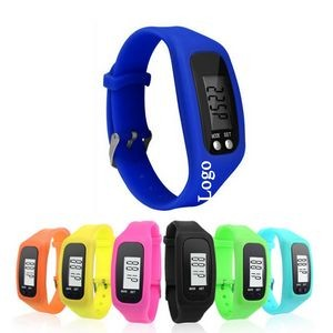 Sports Wristband Pedometer