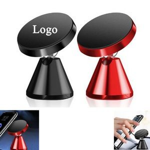 360-degree Rotatable Universal Magnetic Mobile Phone Mount