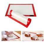 Custom Glass Fiber Silicone Baking Mat