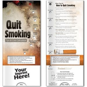 Pocket Slider™ - Quit Smoking: Tips and Cost Calculator