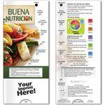 Custom Pocket Slider - Good Nutrition (Spanish)