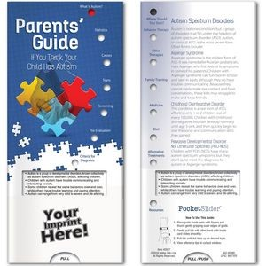 Pocket Sliders™ - Parent's Guide: If You Think Your Child Has Autism