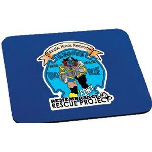 "Rectangle Mouse Pad (1/4"" Thick) - Full Color"