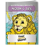 Custom Coloring Book - Noah's Ark