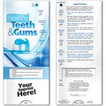 Custom Pocket Slider - Healthy Teeth and Gums