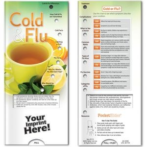 Pocket Sliders™ - Cold and Flu: Facts and Prevention