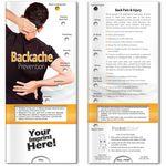 Custom Pocket Slider - Backache Prevention