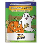 Custom Coloring Book - Halloween Safety with Gilbert the Ghost