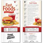 Custom Pocket Slider - Fast Foods