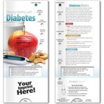 Custom Pocket Slider - Staying Healthy with Diabetes