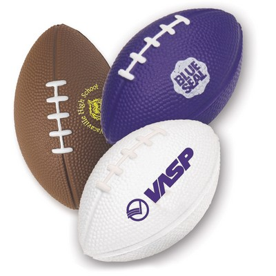 Small Football Stress Reliever