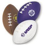 Custom Small Football Stress Reliever