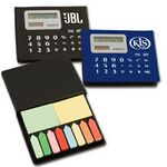 Custom Calculator/Sticky Note Pad
