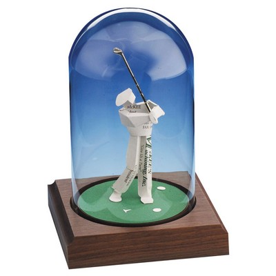 Cayenne marketing promotional products and apparel brand business card sculpture longest drive reheart Images