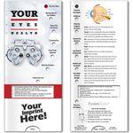 Custom Pocket Slider - Your Eyes Health