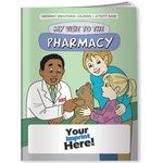 Custom Coloring Book - My Visit to the Pharmacy
