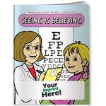 Custom Coloring Book - Seeing is Believing