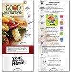 Custom Pocket Slider - Good Nutrition