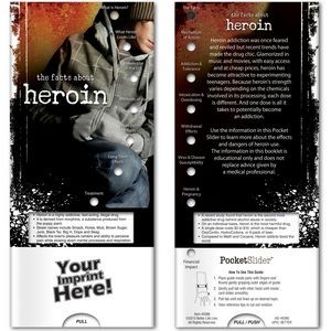 Pocket Sliders™ - The Facts About Heroin