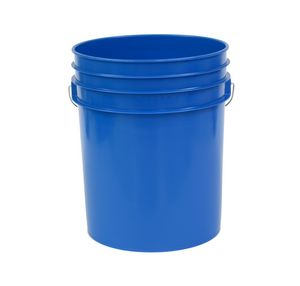 Custom 5 Gallon Plastic Bucket