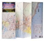 Custom Santa Barbara, San Luis Obispo, Paso Robles Wine Country Map & Guide