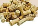 Custom Pack of 50 Recycled Natural Corks