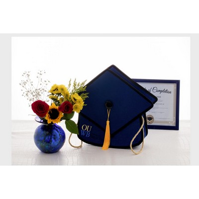 "The Grad Bag Deluxe - 17""x19"" - Royal Blue"