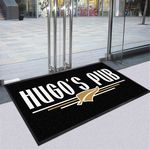 Custom 3' x 4' Custom Indoor & Outdoor Logo Mat Free Setup/Artwork