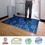 Custom 4' x 6' Custom Indoor & Outdoor Logo Carpet Mat Free Artwork/Setup