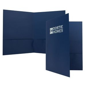 Presentation Folder w/ Continuous Pocket