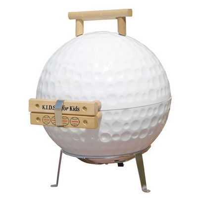 Golf Ball Shaped Charcoal Grills