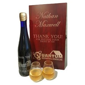 Personalized Mayan Voyage Dessert Wine Package