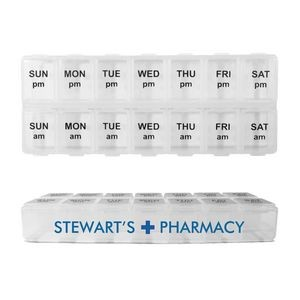AM/PM 7-Day Pill Case