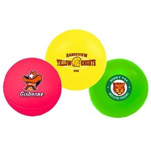 "4¼"" Mini Vinyl Basketball"