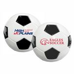 Custom Mini Synthetic Leather Soccer Ball (Size 1)