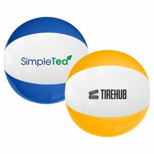 "12"" Two-Toned Beach Ball"
