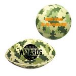 Custom Camo Foam Stress Relievers