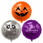 Custom Round Foil Balloon (18
