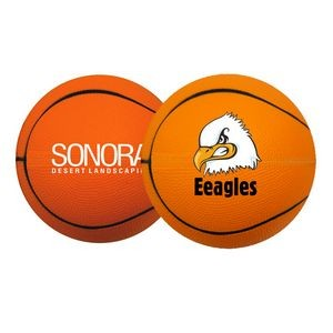 "4"" Foam Basketball"