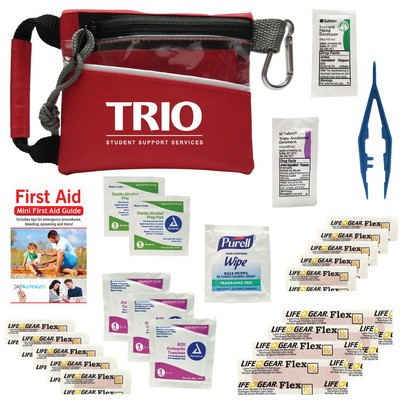 Go Safe First Aid Kit